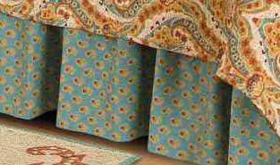 Mandalay Twin Bedskirt Thumbnail