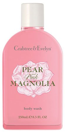 Crabtree & Evelyn Pear and Pink Magnolia Body Wash (8.5 fl oz, 250ml) Thumbnail