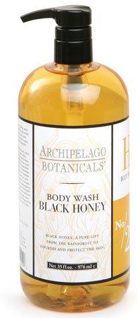 Archipelago Black Honey Body Wash (32 fl oz) Thumbnail