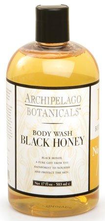 Archipelago Black Honey Body Wash (16 fl oz) Thumbnail
