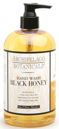 Archipelago Black Honey Hand Wash Thumbnail
