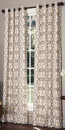 Izmir Grommet Curtains Thumbnail