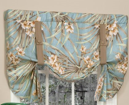 Martinique Tie Up Valance Thumbnail