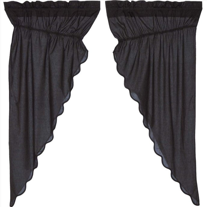 Arlington Prairie Short Panel Scalloped Set of 2 63x36x18 Thumbnail