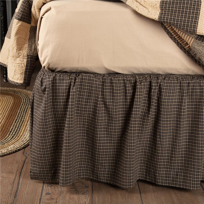 Kettle Grove King Bed Skirt 78x80x16 Thumbnail