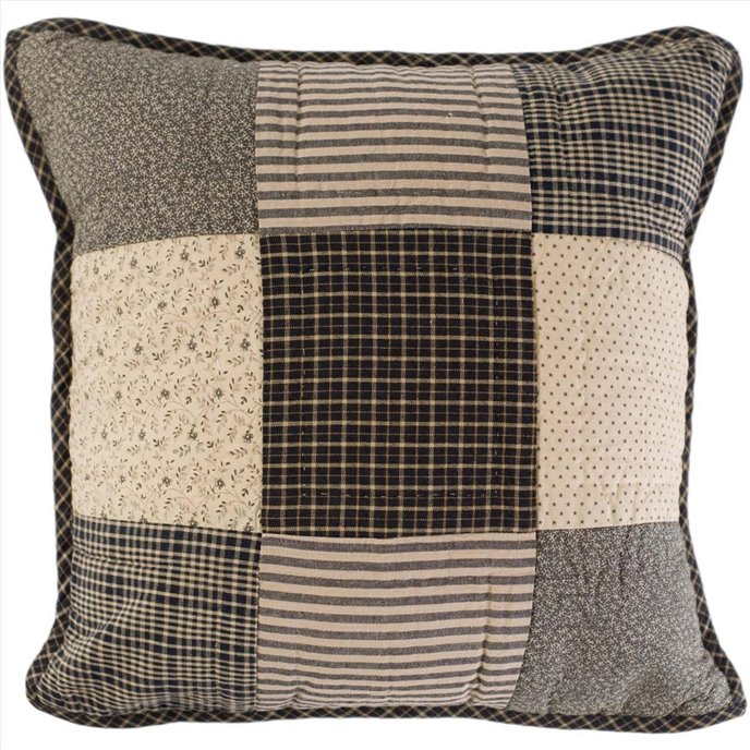 Kettle Grove Quilted Pillow 16x16 Thumbnail