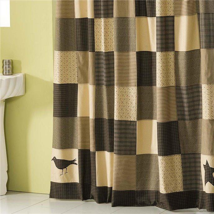 Kettle Grove Shower Curtain 72x72 Thumbnail