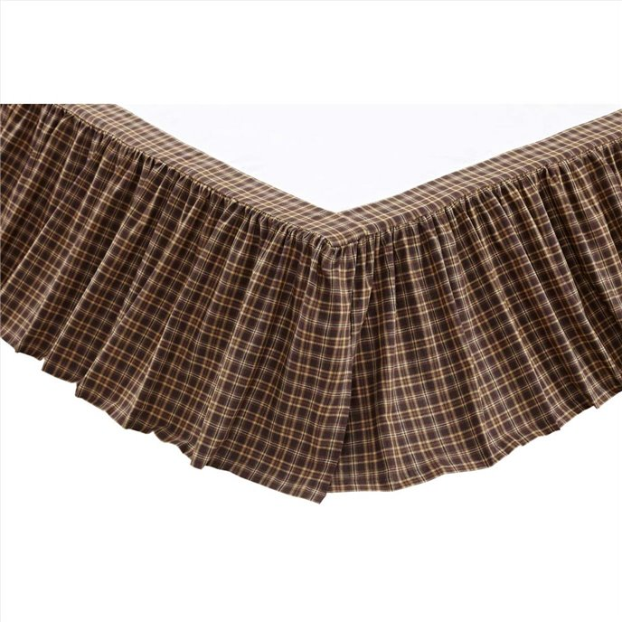 Prescott King Bed Skirt 78x80x16 Thumbnail