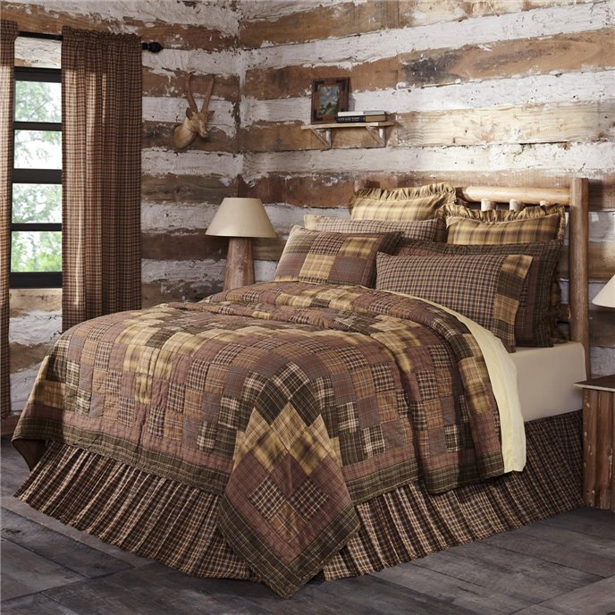 Prescott Luxury King Quilt 120Wx105L Thumbnail