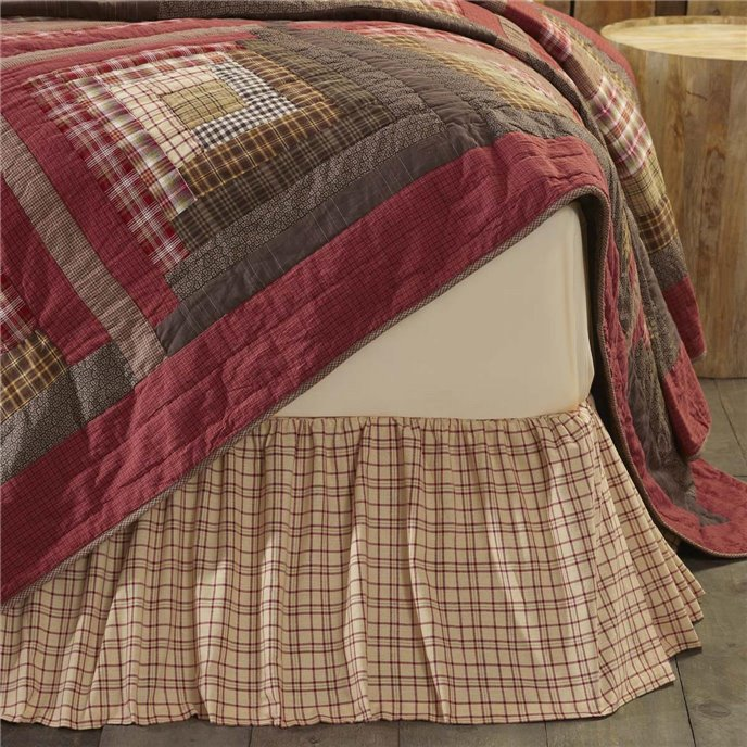 Tacoma King Bed Skirt 78x80x16 Thumbnail