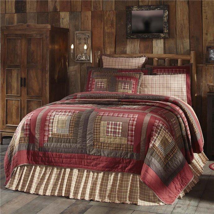 Tacoma Luxury King Quilt 120Wx105L Thumbnail