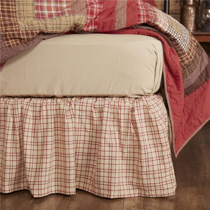 Tacoma Queen Bed Skirt 60x80x16 Thumbnail
