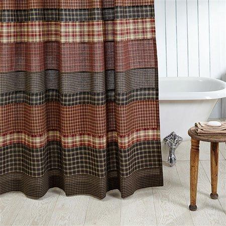 Beckham Shower Curtain Thumbnail