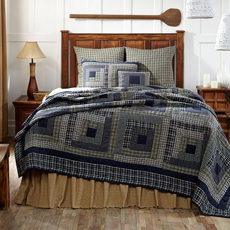 Columbus Luxury King Quilt Thumbnail