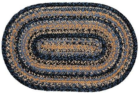 River Shale Oval 36 X 60 Rug Thumbnail