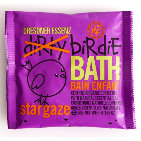 Dirty Birdie Star Gaze Organic Bath for Kids Thumbnail
