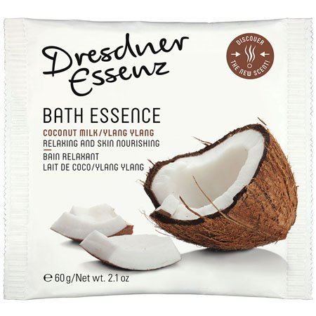 Dresdner Essenz Coconut Milk / Ylang Ylang Bath Essence Thumbnail