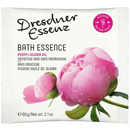 Dresdner Essenz Peony / Jojoba Oil Bath Essence Thumbnail