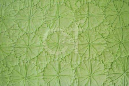 Green Mara Full/Queen Quilt Thumbnail