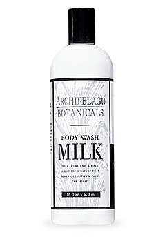 Archipelago Milk Collection Milk 16 oz. Body Wash Thumbnail