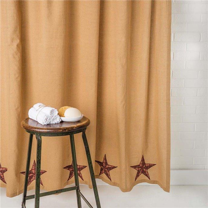 Landon Shower Curtain 72x72 Thumbnail