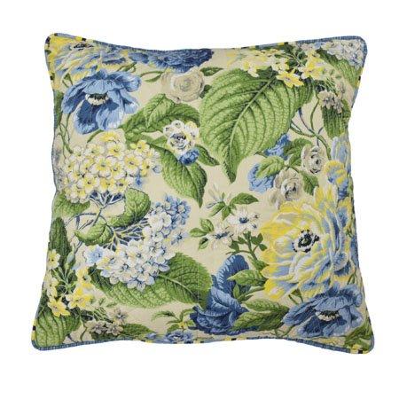 Floral Flourish 20x20 Decorative Pillow Thumbnail