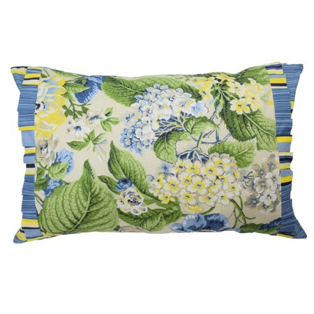Floral Flourish 14x22 Main Print Decorative Pillow Thumbnail