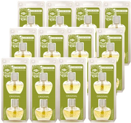 Claire Burke Original Fragrance Warmer Refill 12 Pack (24 bottles) Thumbnail