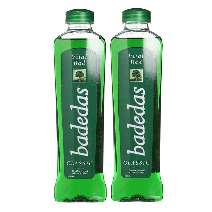 Badedas Classic Vital Bad Bath Gel 2 pack Thumbnail