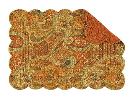 Tangiers Rectangular Quilted Placemat Thumbnail