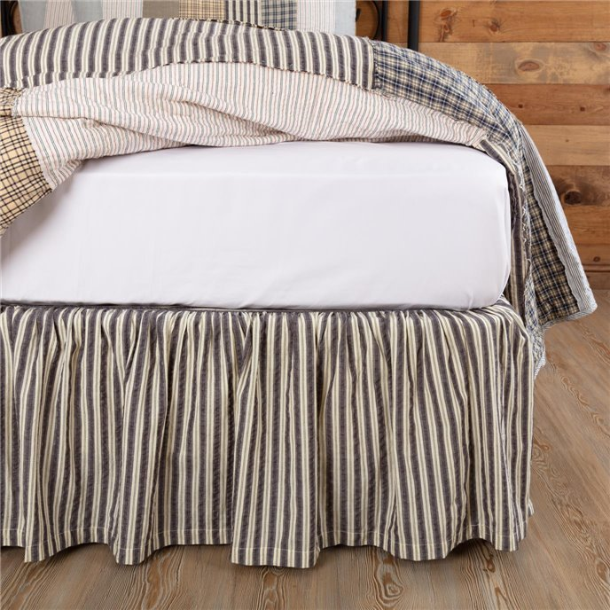 Ashmont King Bed Skirt 78x80x16 Thumbnail