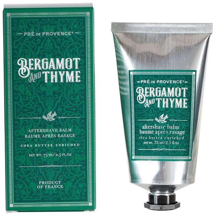 Pre de Provence Shea Butter Enriched Bergamot and Thyme After Shave Balm Thumbnail