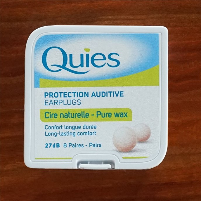 Caswell-Massey Boules Quies Ear Plugs Thumbnail