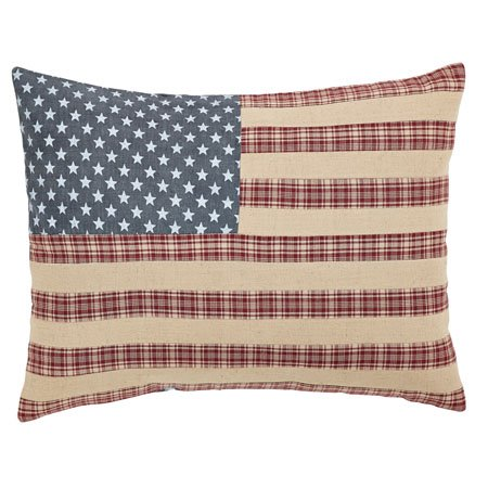 Independence Flag Pillow Thumbnail