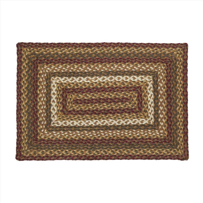 Tea Cabin Jute Rug Rectangular 20x30 Thumbnail