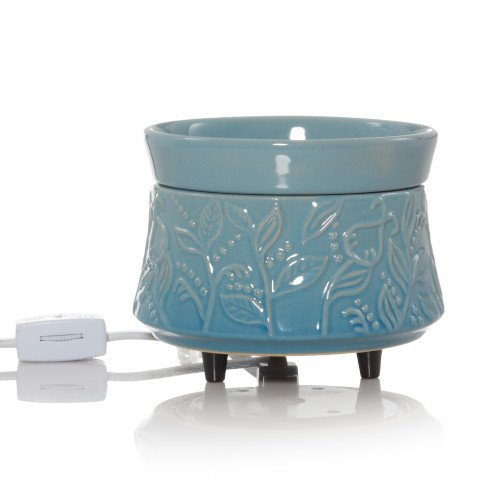 Yankee Candle Blue Twilight Vines Electric Wax Melt Warmer Thumbnail