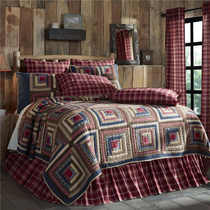 Braxton Luxury King Quilt 120Wx105L Thumbnail