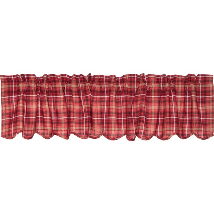 Braxton Scalloped Valance 16x72 Thumbnail