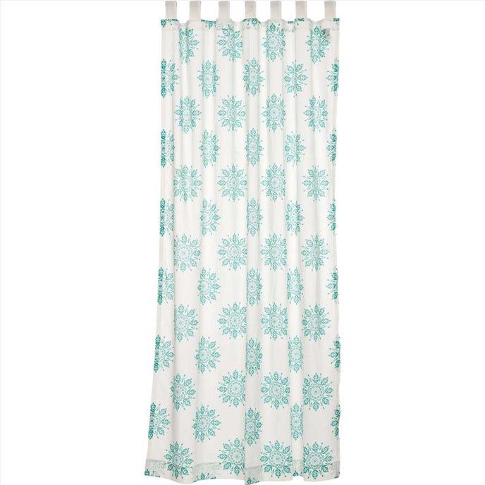 Mariposa Turquoise Panel 84x50 Thumbnail