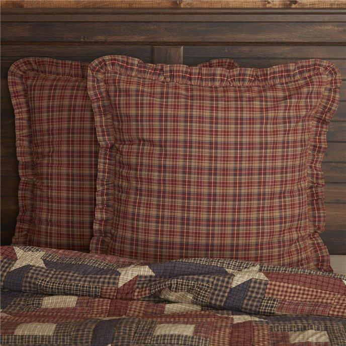 Parker Fabric Euro Sham 26x26 Thumbnail