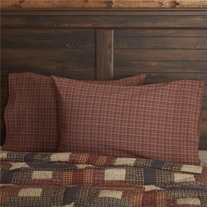 Parker Standard Pillow Case Set of 2 21x30 Thumbnail