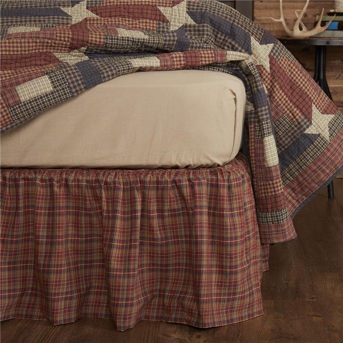 Parker Queen Bed Skirt 60x80x16 Thumbnail