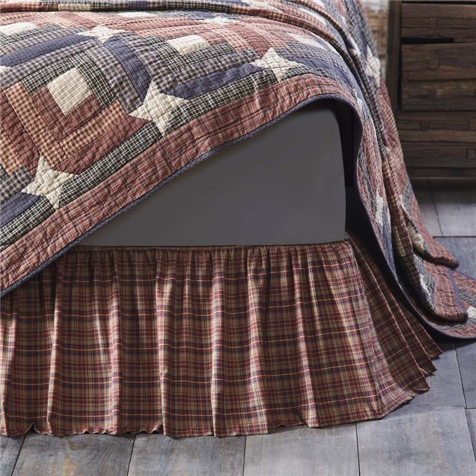 Parker Twin Bed Skirt 39x76x16 Thumbnail