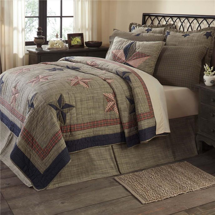 Vincent Luxury King Quilt 120Wx105L Thumbnail