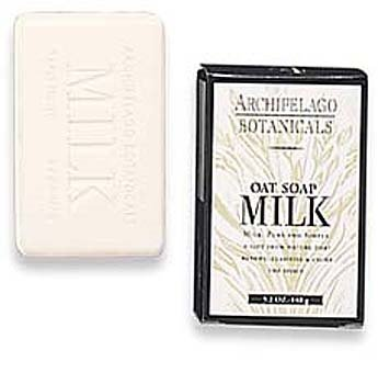 Archipelago Milk Collection Oat Soap Thumbnail