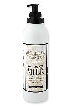 Archipelago Milk Collection Oat 18 oz. Body Lotion Thumbnail