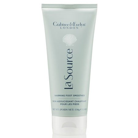 Crabtree & Evelyn La Source Warming Foot Smoother (5.3 oz, 150g) Thumbnail