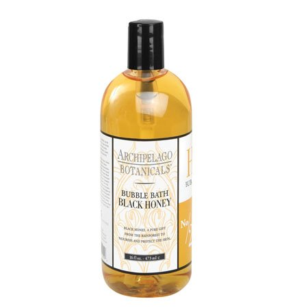 Archipelago Black Honey Bubble Bath (16 fl oz) Thumbnail