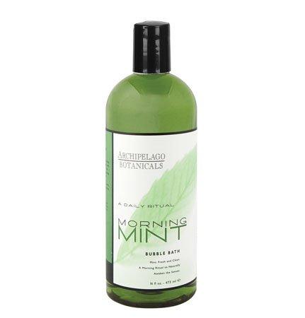 Archipelago Morning Mint Bubble Bath (16 fl oz) Thumbnail