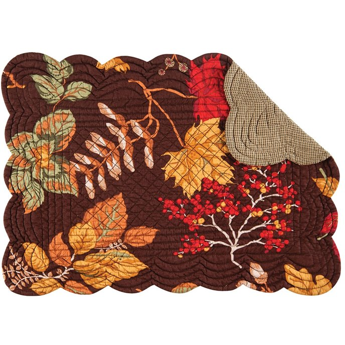Amison Rectangular Quilted Placemat Thumbnail